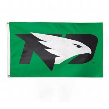 UNIVERSITY OF NORTH DAKOTA FIGHTING HAWKS 3X5 FLAG