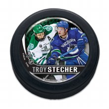 NEXT LEVEL TROY STECHER PUCK