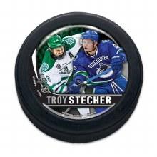 NEXT LEVEL TROY STECHER PUCK