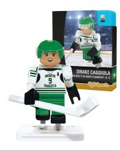 DRAKE CAGGIULA UNIVERSITY OF NORTH DAKOTA OYO MINIFIGURE