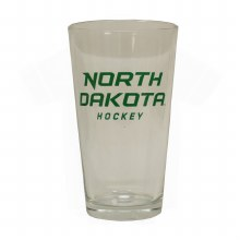 16OZ UNIVERSITY OF NORTH DAKOTA HOCKEY GLASS