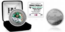 UNIVERSITY OF NORTH DAKOTA HOCKEY ALUMNI COLLECTOR COIN - DRAKE CAGGIULS