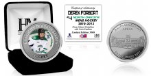 UNIVERSITY OF NORTH DAKOTA HOCKEY ALUMNI COLLECTOR COIN - DEREK FORBORT