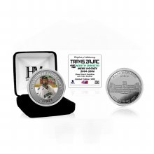 UNIVERSITY OF NORTH DAKOTA HOCKEY ALUMNI COLLECTOR COIN - TRAVIS ZAJAC