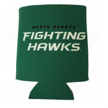 UNIVERSITY OF NORTH DAKOTA FIGHTING HAWKS MAGNETIC CAN HUGGER