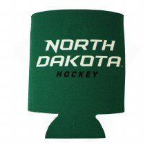 UNIVERSITY OF NORTH DAKOTA HOCKEY MAGNETIC CAN HUGGER