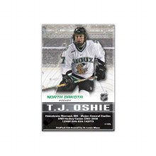 T.J. OSHIE - UNIVERSITY OF NORTH DAKOTA ALUMNI MAGNET