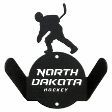 NORTH DAKOTA HOCKEY MINI WALL HOOK