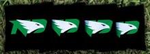 UNIVERSITY OF NORTH DAKOTA FIGHTING HAWKS ALL WEATHER CORNHOLE BAGS