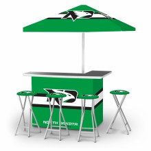 UNIVERSITY OF NORTH DAKOTA FIGHTING HAWKS POP UP BAR