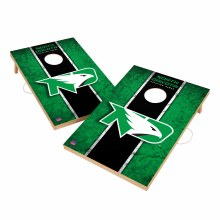 UNIVERSITY OF NORTH DAKOTA FIGHTING HAWKS SOLID WOOD 2x3 CORNHOLE
