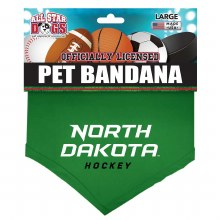 UNIVERSITY OF NORTH DAKOTA HOCKEY PET BANDANA