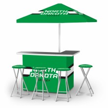 UNIVERSITY OF NORTH DAKOTA HOCKEY POP UP BAR