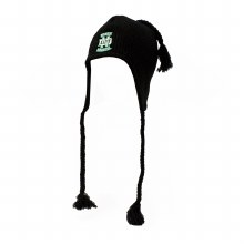 ADULT UNIVERISTY OF NORTH DAKOTA TOBOGGAN KNIT