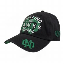 UNIVERSITY OF NORTH DAKOTA FIGHTING HAWKS BARNABUS CAP