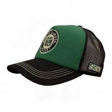 UNIVERSITY OF NORTH DAKOTA HOCKEY CCM VINTAGE TRUCKER CAP