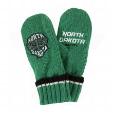 UNIVERSITY OF NORTH DAKOTA HOCKEY CAGE ADULT MITTENS