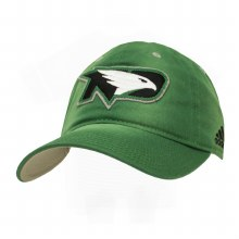 UNIVERSITY OF NORTH DAKOTA FIGHTING HAWKS SANDBLAST SLOUCH HAT