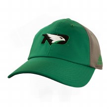 UNIVERSITY OF NORTH DAKOTA FIGHTING HAWKS ADJUSTABLE SLOUCH HAT