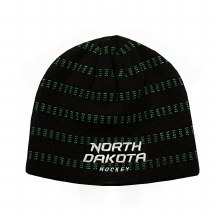 UNIVERSITY OF NORTH DAKOTA HOCKEY STREAMER BEANIE
