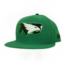 UNIVERSITY OF NORTH DAKOTA FIGHTING HAWKS BOLD BEVEL HAT