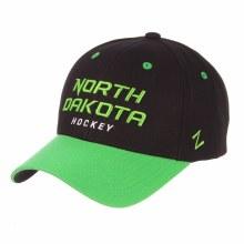 UNIVERSITY OF NORTH DAKOTA HOCKEY BLACK ICE HAT