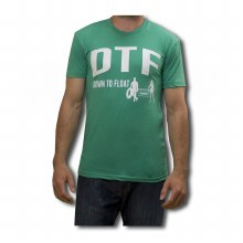 DOWN TO FLOAT TEE