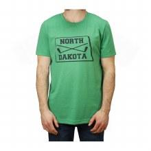 NORTH DAKOTA STICKS TEE