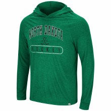 UNIVERSITY OF NORTH DAKOTA HOCKEY DEXTHART HOODED LONG SLEEVE TEE