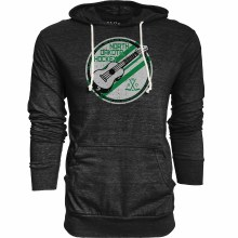 NASHVILLE ACOUSTIC UND HOCKEY HOODED TEE