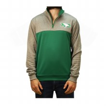 UNIVERSITY OF NORTH DAKOTA CHALK TOP 1/4 ZIP