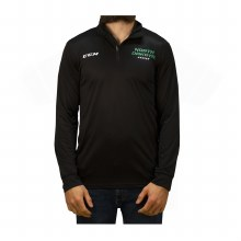 UNIVERSITY OF NORTH DAKOTA CCM HOCKEY 1/4 ZIP TRAINER
