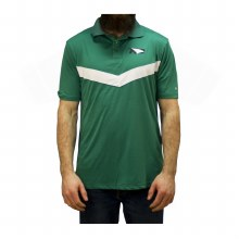 UNIVERSITY OF NORTH DAKOTA FIGHTING HAWKS FASTBALL POLO