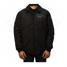 UNIVERSITY OF NORTH DAKOTA HOCKEY CLIMA FULL ZIP COACHES JACKET