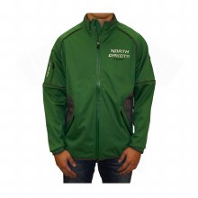 UNIVERSITY OF NORTH DAKOTA HOCKEY STADIUM SOFTSHELL JACKET