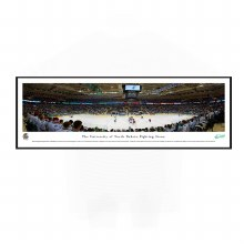 FIGHTING SIOUX HOCKEY V. MINNESOTA GOPHERS PANORAMIC FRAMED PHOTO CAPTURED 12/07
