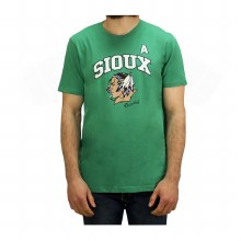 UNIVERSITY OF NORTH DAKOTA FIGHTING SIOUX T.J. OSHIE  ALUMNI PLAYER TEE - ADULT