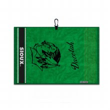UNIVERSITY OF NORTH DAKOTA FIGHTING SIOUX JACQUARD TOWEL
