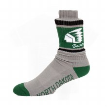 UNIVERSITY OF NORTH DAKOTA FIGHTING SIOUX DCREW SOCK