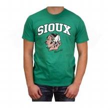 UNIVERSITY OF NORTH DAKOTA FIGHTING SIOUX BROCK NELSON  ALUMNI PLAYER TEE - ADULT