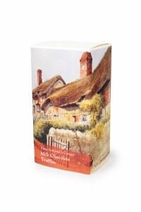 Milk Chocolate Truffles, Anne Hathaway's Cottage