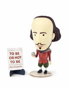 William Shakespeare Figurine