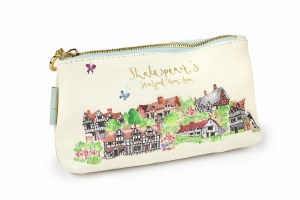 Shakespeare's Stratford-upon-Avon  Cosmetic Bag