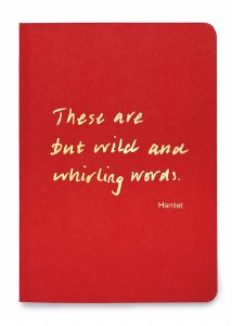A6 Notebook Wild and whirling