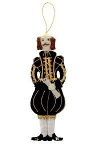 William Shakespeare Decoration