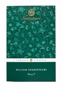 Exclusive Penguin Classics Henry V