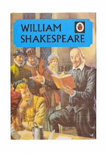 Special Edition Vintage Ladybird William Shakespeare