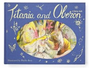 Titania and Oberon: A fairy tale