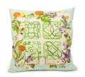 Shakespeare's Garden Cushion Cover