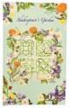 Shakespeare's Garden Tea Towel